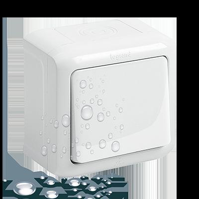 IP 44 Forix™: weatherproof solution