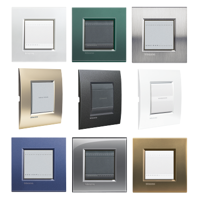 Livinglight - 2 designs, various finishes